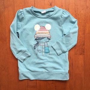 Gap children's sweatshirt dress (2/$20)
